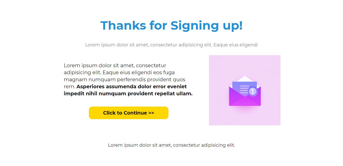 Virtual events event registration