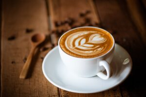 Don't forget to add coffee to your virtual event survival kit