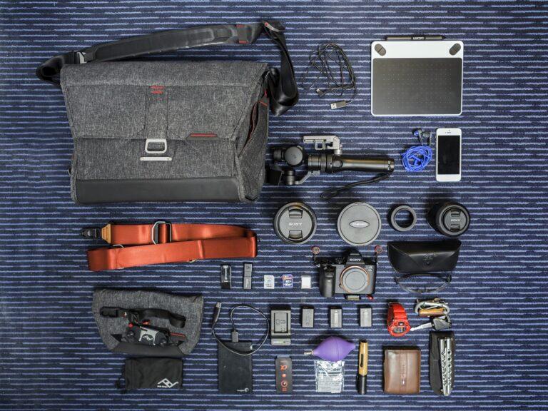 Virtual event survival kit